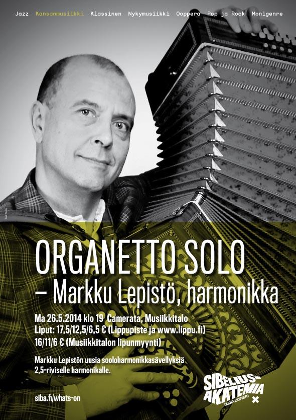 Organetto Solo
